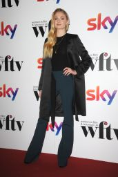Sophie Turner - Sky Women in Film & TV Awards 2016 in London