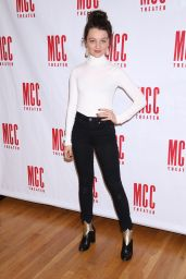 Stefania LaVie Owen – MCC Theater Yen Meet and Greet at MTC Studios in NYC 12/13/ 2016