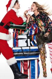 Stella Maxwell – Vogue Magazine Paris Photos, Dec 2016/ Jan 2017