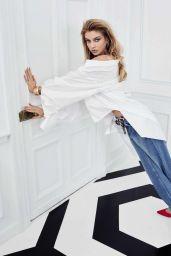 Stella Maxwell - Vogue Spain, January 2017 Photos