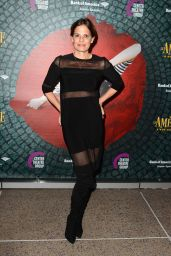 Suzanne Cryer - Amelie, A New Musical Opening in Los Angeles, December 2016