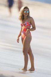 Tallia Storm in Swimsuit - Barbados, December 2016