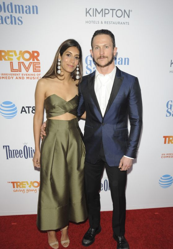 Tara Ahamed – TrevorLIVE Fundraiser 2016 in Los Angeles