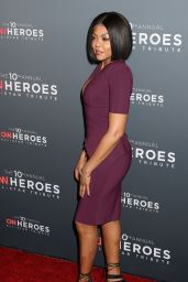 Taraji P. Henson - CNN Heroes Gala 2016 in NYC