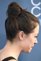 Tatiana Maslany – 2016 Critics' Choice Awards in Santa Monica 12/11/ 2016