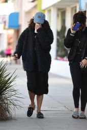 Vanessa Hudgens - Out in Los Angeles 12/04/ 2016