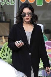Vanessa Hudgens - Out in Los Angeles 12/14/ 2016