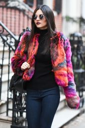 Victoria Justice Photos - Out in New York City 12/04/ 2016