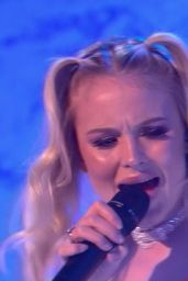 Zara Larrsen - Top of the Pops Christmas Special 12/25/ 2016