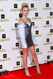 Zara Larsson - BBC Music Awards in London 12/12/ 2016