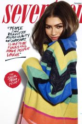 Zendaya - Seventeen Magazine USA October 2016 Issue