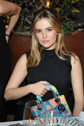 Zoey Deutch – Dior Lady Art Los Angeles Pop-Up Boutique Opening Event 12/6/ 2016