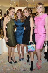 Zoey Deutch – Dior Lady Art Los Angeles Pop-Up Boutique Opening Event 12/6/ 2016