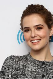 Zoey Deutch - SiriusXM Studio - New York 12/12/ 2016