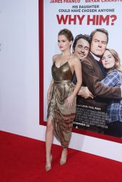 Zoey Deutch – 'Why Him?' Premiere at the Regency Bruin Theatre in Westwood 12/17/ 2016