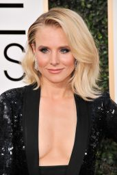 Kristen Bell – Golden Globe Awards in Beverly Hills 01/08/ 2017