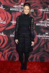 Thread Jill Wagner – Hallmark Channel TCA Winter Press Tour in LA 1/14/ 2017