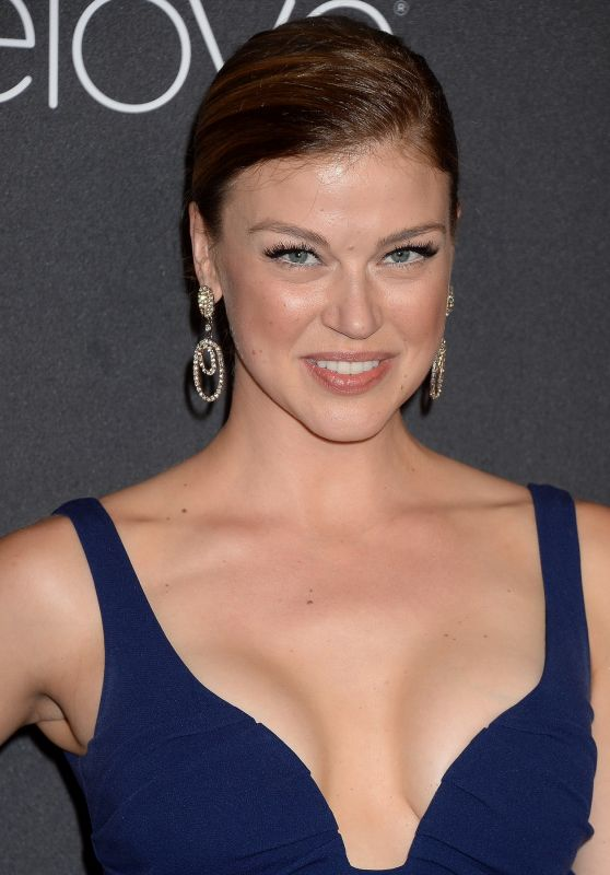Adrianne Palicki – InStyle and Warner Bros Golden Globes After Party 1/8/ 2017