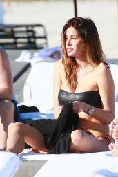 Aida Yespica Bikini Pics - Miami Beach 1/24/ 2017