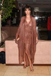 Alessandra Ambrosio – Harper's Bazaar 150 Most Fashionable Woman Cocktail Party in LA 1/27/ 2017