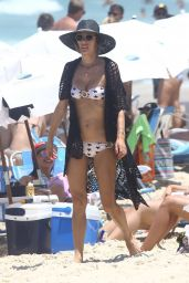 Alessandra Ambrosio - Hits The Beach in Florianópolis, Brazil 12/30/ 2016