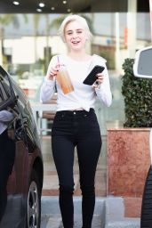 Alessandra Torresani - Out in Los Angeles 1/6/ 2017