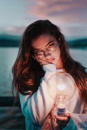 Alexis Jayde Burnett - Social Media Pics 1/25/ 2017
