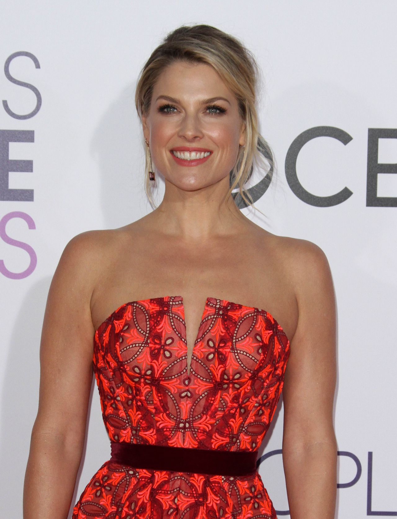 Ali Larter – People's Choice Awards in Los Angeles 1/18/ 2017
