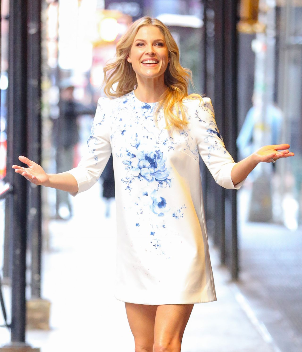 Ali Larter - Promotes Resident Evil: The Final Chapter in ...