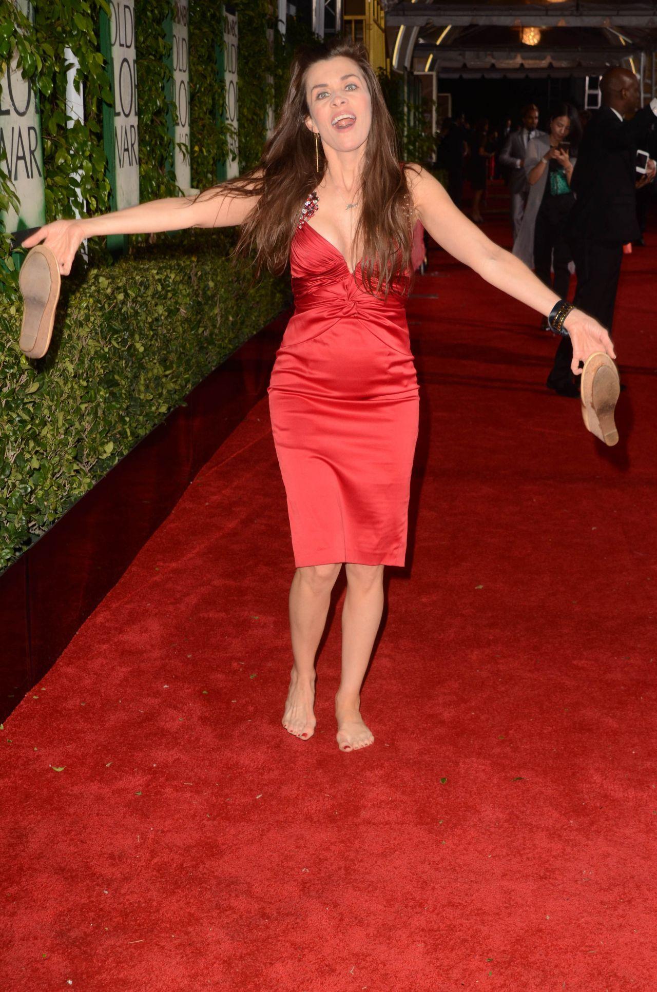 Alicia Arden – Golden Globe Awards in Beverly Hills 01/08/ 2017