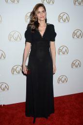 Amanda Peet – Producers Guild Awards in Beverly Hills 1/28/ 2017