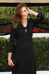 Amanda Peet – SAG Awards in Los Angeles 1/29/ 2017