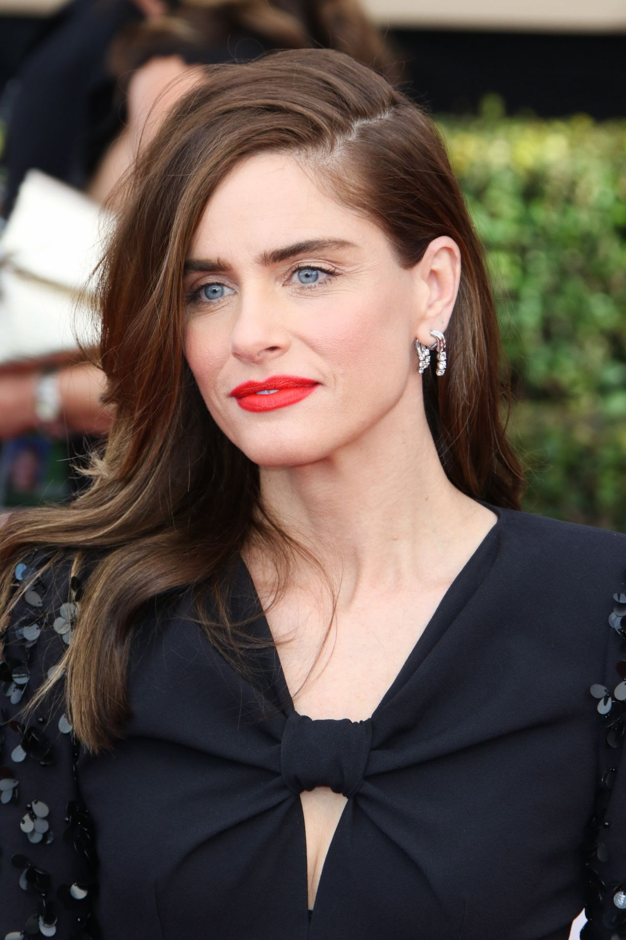Amanda Peet Sag Awards In Los Angeles 1 29 2017