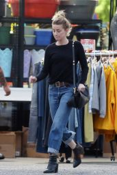 Amber Heard - Out for Shopping in Los Angeles 1/18/ 2017