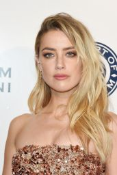 Amber Heard – The Art of Elysium HEAVEN Gala in Los Angeles 1/7/ 2017