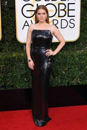 Amy Adams – Golden Globe Awards in Beverly Hills 01/08/ 2017