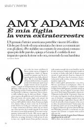 Amy Adams - Grazia Italy January 2017 Issue