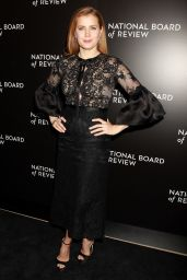 Amy Adams - National Board of Review 2016 Awards Gala in NYC 1/4/ 2017