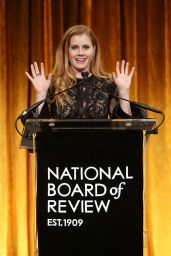 Amy Adams - National Board of Review Awards Gala Show, NYC 02/04/ 2017