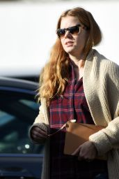 Amy Adams - Out in Los Angeles, January 2017