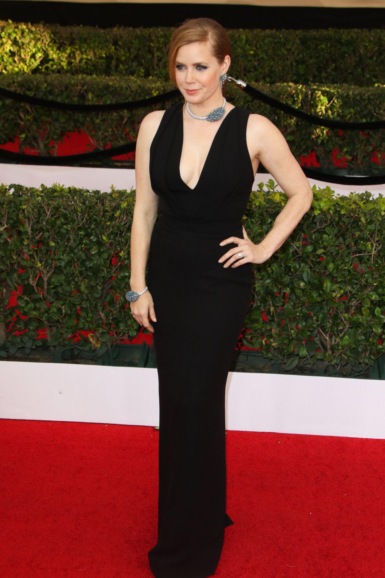 Amy Adams Sag Awards In Los Angeles 1 29 2017