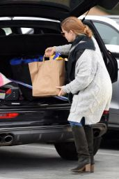 Amy Adams - Shopping in Los Angeles 12/31/ 2016
