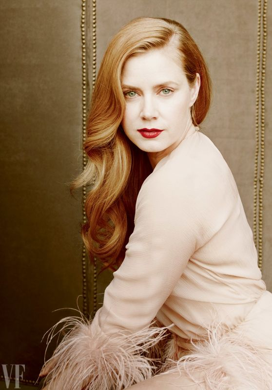 Amy Adams - Vanity Fair 2017's Hollywood Portfolio