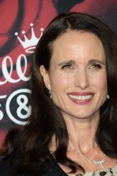 Andie MacDowell - Hallmark Channel TCA Winter Press Tour in LA 1/14/ 2017