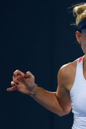 Angelique Kerber - Brisbane International, January 2017