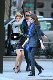 Anna Kendrick and Elizabeth Banks -