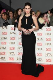 Anna Passey – National Television Awards in London 1/25/ 2017