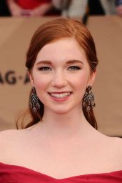 Annalise Basso – SAG Awards in Los Angeles 1/29/ 2017