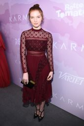 Annalise Basso – Variety Awards Nominees Brunch in Los Angeles 1/28/ 2017