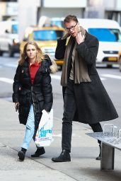 AnnaSophia Robb - Out NYC 1/25/ 2017